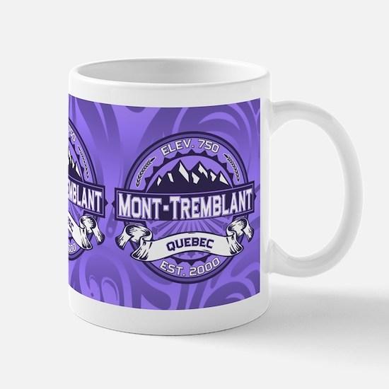 Mont-Tremblant Violet Mug