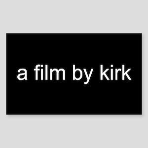 Gilmore Girls, a film by kirk Rectangular Sticker
