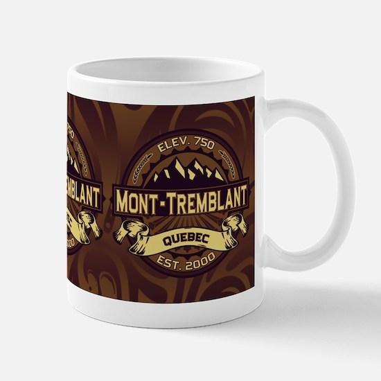 Mont-Tremblant Sepia Mug