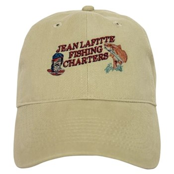 a35253f716230 Jean Lafitte Charters Cap   Jean Lafitte Fishing Charters Online Store