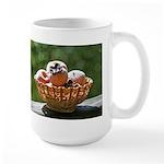 Persimmon Basket Large Mug