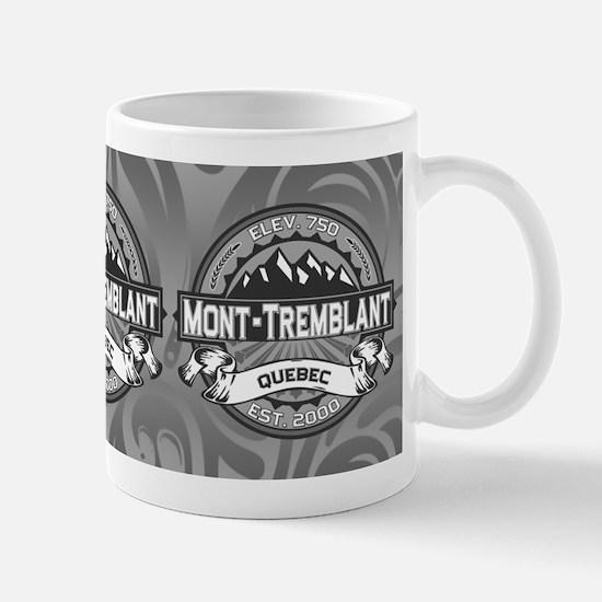 Mont-Tremblant Grey Mug