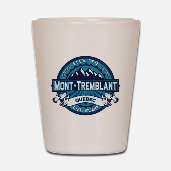 Mont-Tremblant Ice Shot Glass