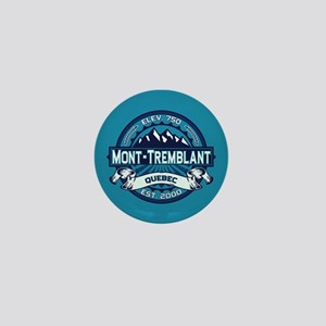Mont-Tremblant Ice Mini Button