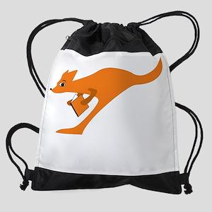 KangarooReader Drawstring Bag