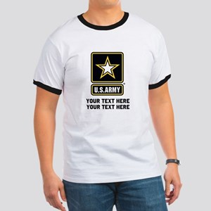 US Army Star Ringer T