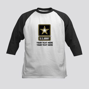 US Army Star Kids Baseball Tee