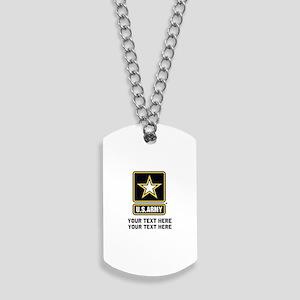 US Army Star Dog Tags