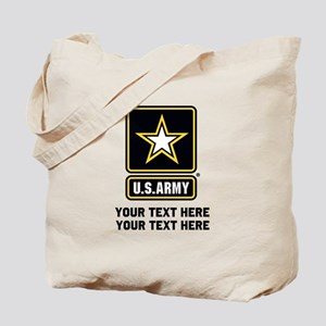 US Army Star Tote Bag