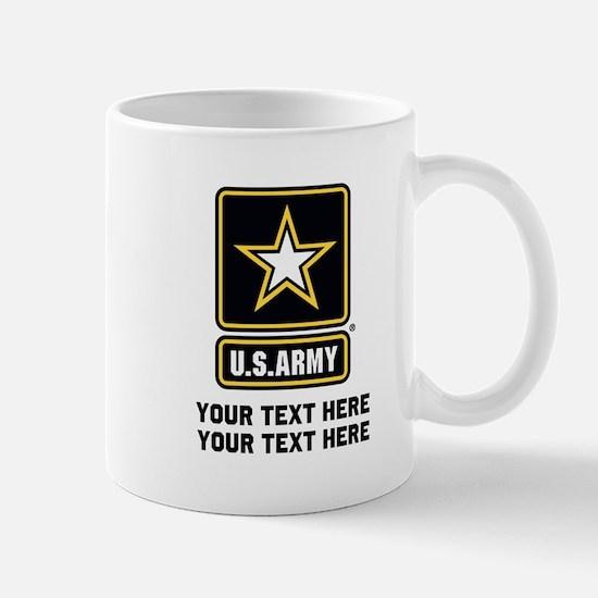 US Army Star Mug