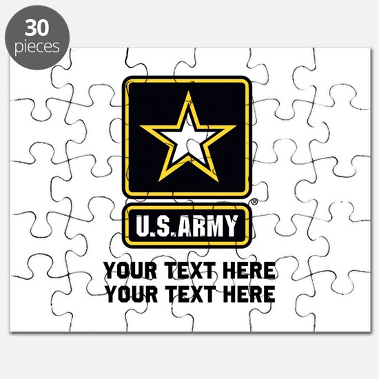 US Army Star Puzzle