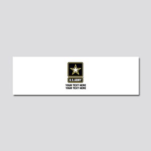 US Army Star Car Magnet 10 x 3