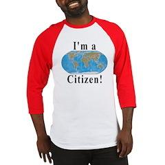 World Citizen Baseball Jersey