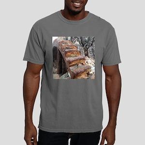 Rusty gear Mens Comfort Colors Shirt