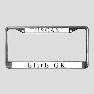 """""""ElitE GK"""" License Plate Frame"""