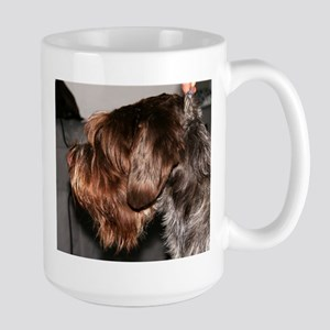 wirehaired pointing griffon Mugs