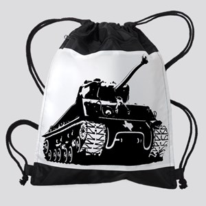 Texas Tank Drawstring Bag