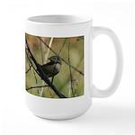 House Wren Large Mug