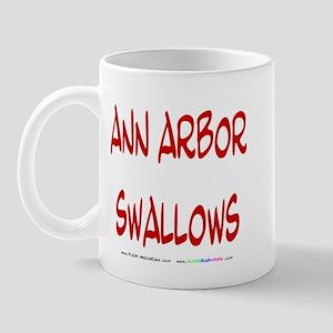 Ann Arbor swallows Mug