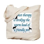 Warm Head Tote Bag