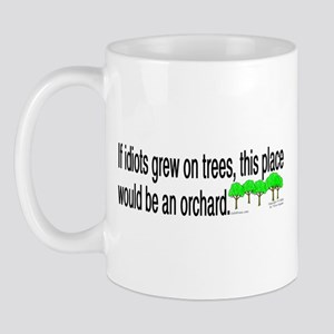 Idiots/Orchard. Mug