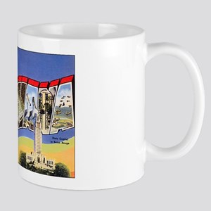 Louisiana Greetings Mug