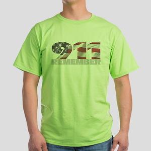 Septemer 11th Remember T-Shirt