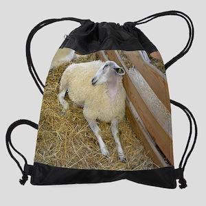 Sheep Drawstring Bag