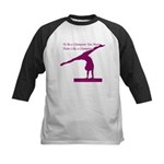 Kids Gymnastics Jersey - Champion