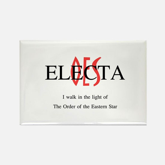 OES Electa '06-'07 Rectangle Magnet