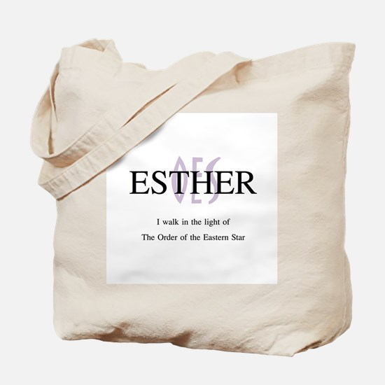 Esther OES Tote Bag