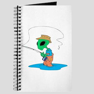 Fisherman Alien Journal