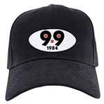 99 Red Balloons (S) Baseball Hat