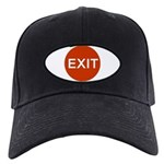 EXIT Red Dot Baseball Hat