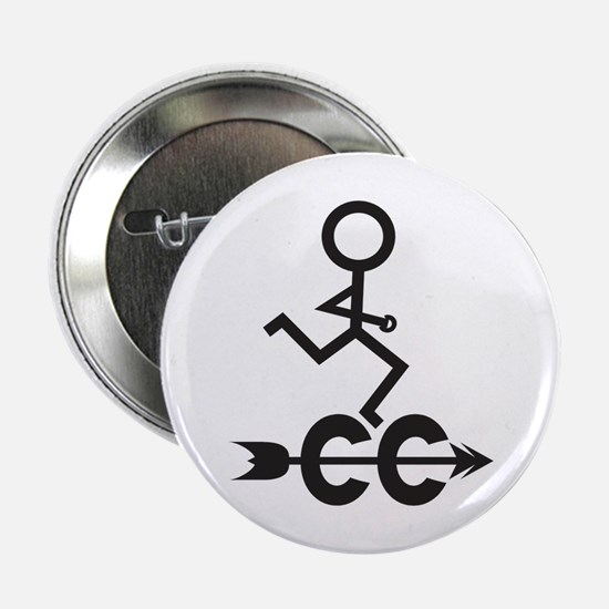 """Cross Country CC 2.25"""" Button (100 pack)"""