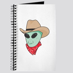 Cowboy Alien Journal
