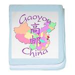 Gaoyou China baby blanket