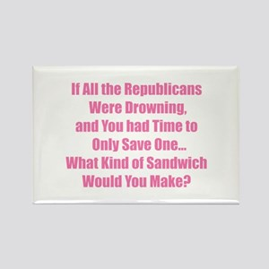 Republican Sandwich Magnets
