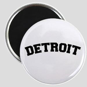 Detroit Black Magnet