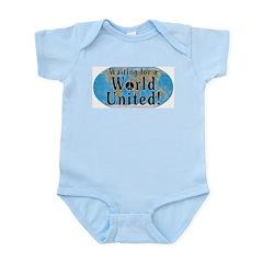World Citizen Infant Bodysuit