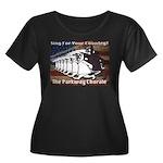 Parkway Chorale Retro Plus Size T-Shirt