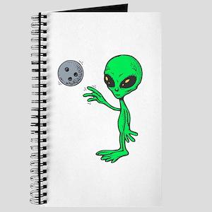 Bowling Alien Journal