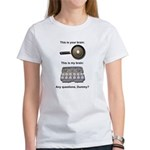 This Is Your Brain Women's T-Shirt