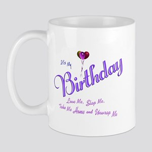 Birthday Wish Mug