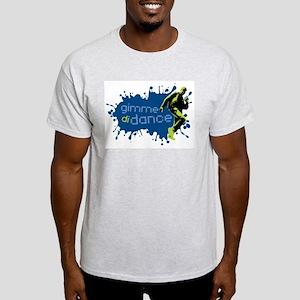 ONE LOVE WORLDWIDE Ash Grey T-Shirt