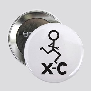 "Cross Country X-C 2.25"" Button"