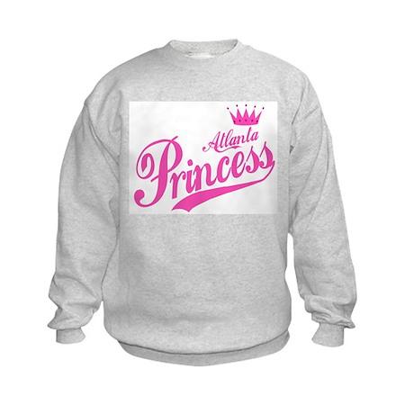 Atlanta Princess Kids Sweatshirt