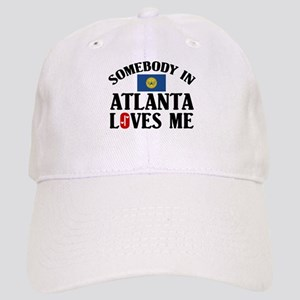 Somebody In Atlanta Cap
