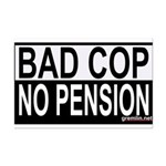 BAD COP: NO PENSION Mini Poster Print