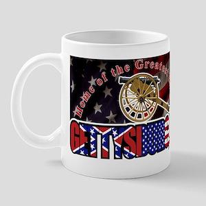 Gettysburg, PA #2 Mug
